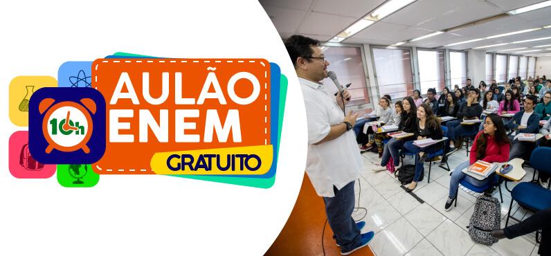 AULÃO ENEM