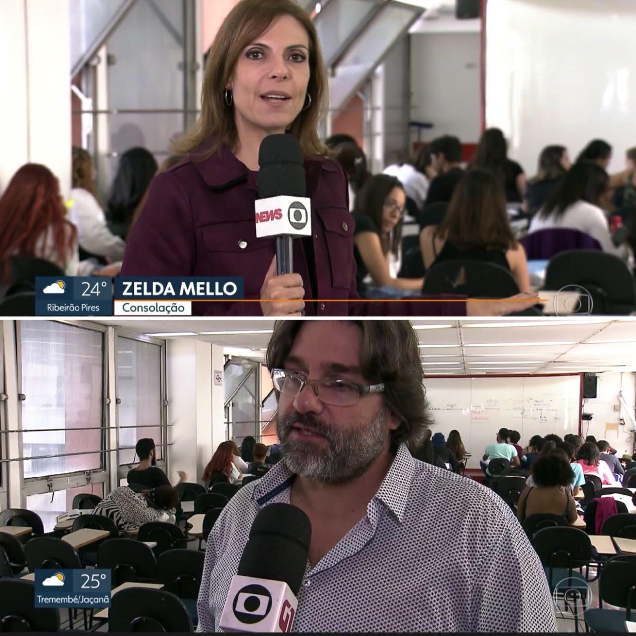 Tv Globo – Inscrições ENEM 2018