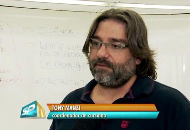 TV Globo – SPTV – Abertas as inscrições para o Enem