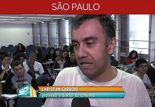 TV Globo – SPTV – Enem 2016