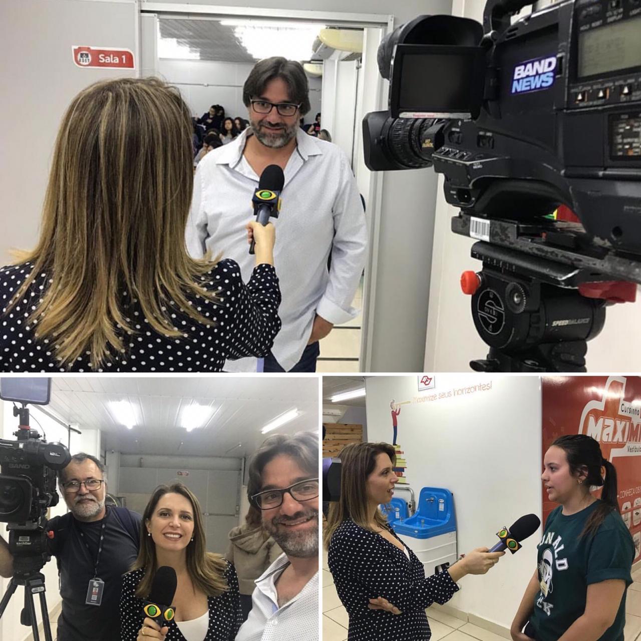 Jornal da Band – ENEM 2018