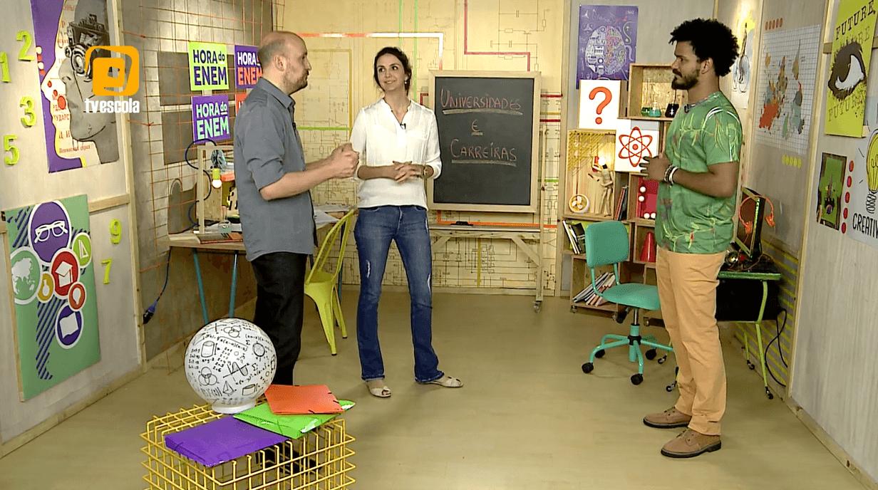 TV Escola – Programa Hora do ENEM – SiSU, ProUni e Fies