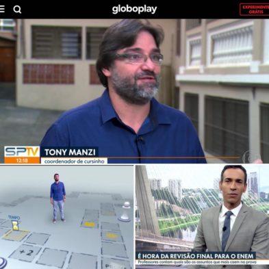 Tv Globo – Dicas para o ENEM 2018